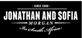 Jonathan & Sofia in Africa